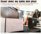 A very good article from the french newspaper 'Courrier de l'Ouest' to know Dragonium better